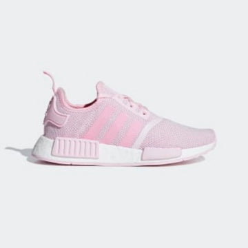 NMD R1 Pink White