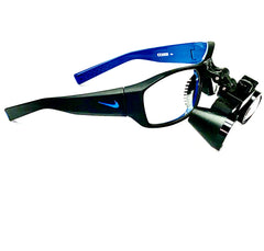 2.5x Waterproof Loupe on Radiation Nike Frame