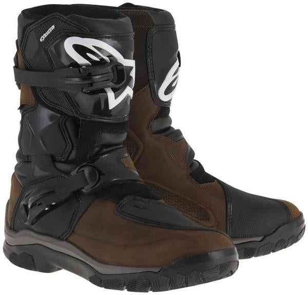 ALPINESTARS BELIZE DRYSTAR BOOTS OILED LEATHER CFE/NGO