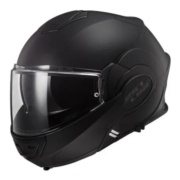 Casco abatible LS2 Valiant 180 degrees Noir