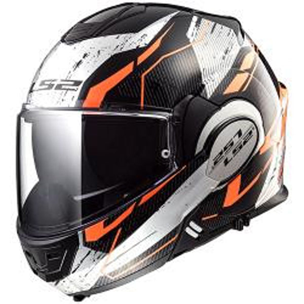 Casco abatible LS2 Valiant 180 degrees Roboto
