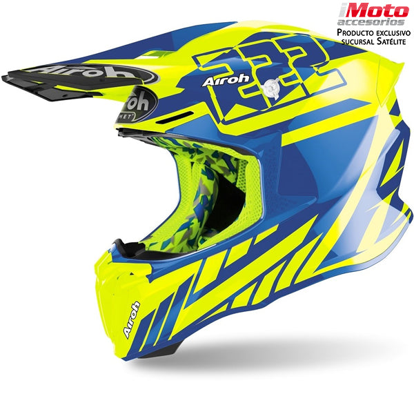 CASCO AIROH TWIST 2.0 - REP. CAIROLI 2020 GLOSS