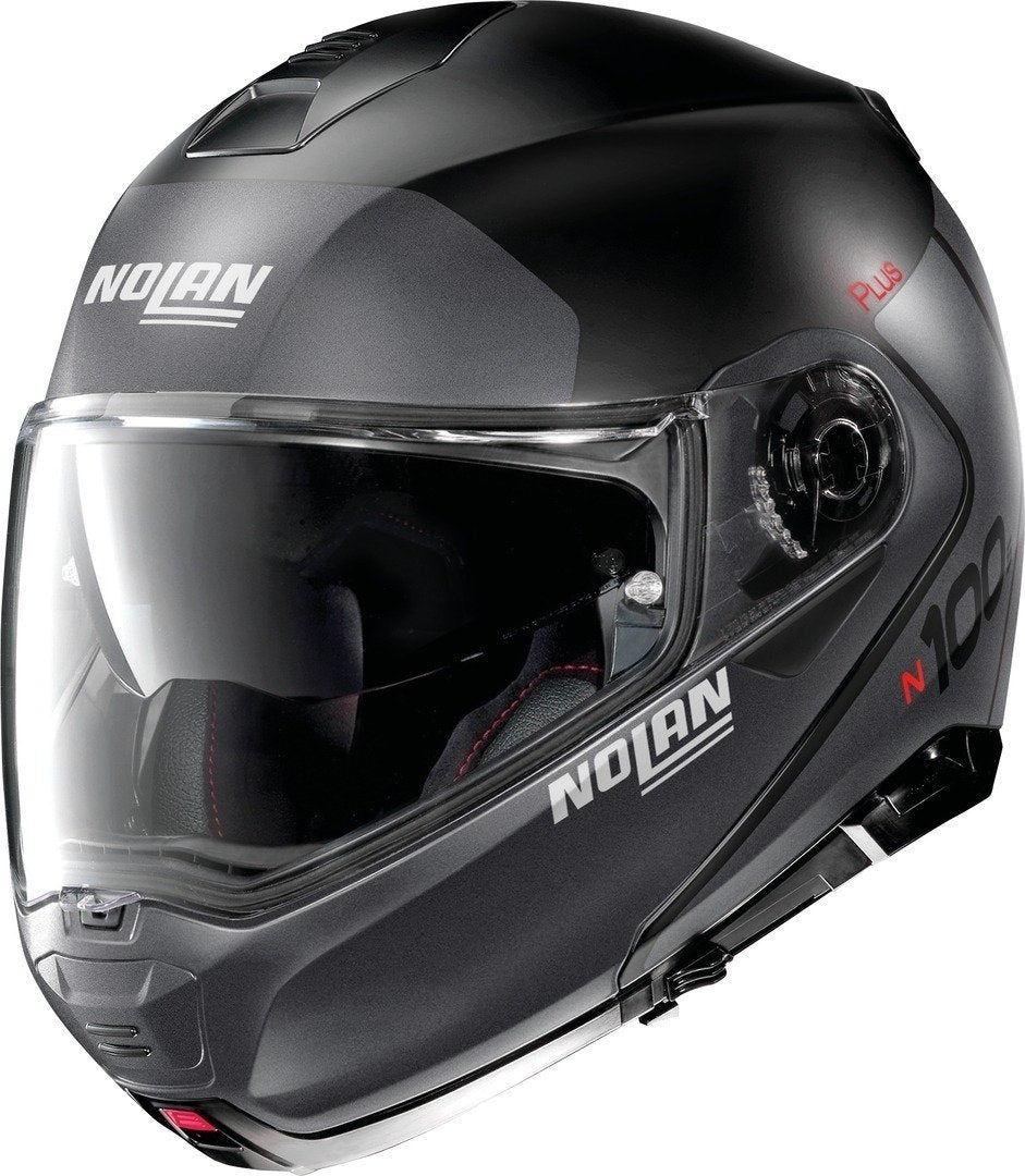 CASCO N100-5 PLUS DISTINCTIVE N-COM 21 NGO MATE/GRIS NOLAN