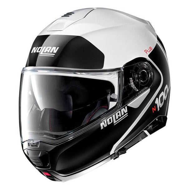 Casco Abatible Nolan N100-5 Plus Distinctive N-Com