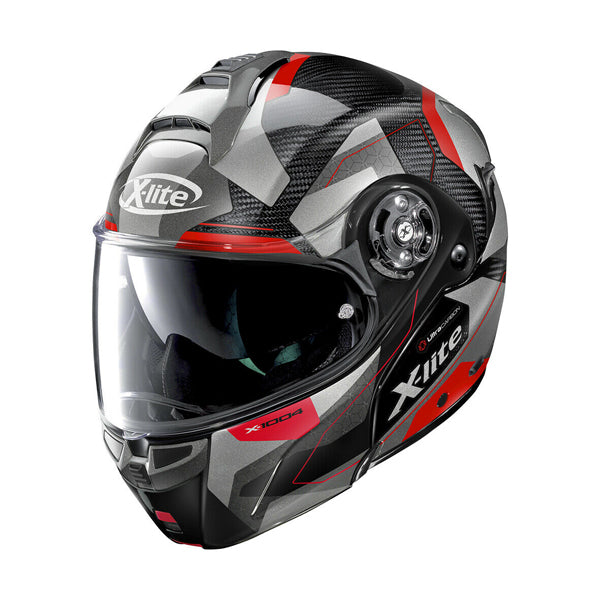 Casco Abatible X-Lite X-1004 Ultra Carbon Dedalon