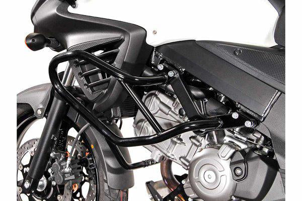 Crash bar Black. Suzuki DL650 V-Strom (11-) / XT (15-).