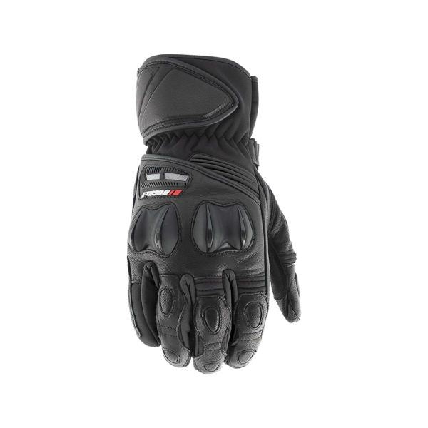 GUANTES HIGHSIDE LEATHER NEGRO