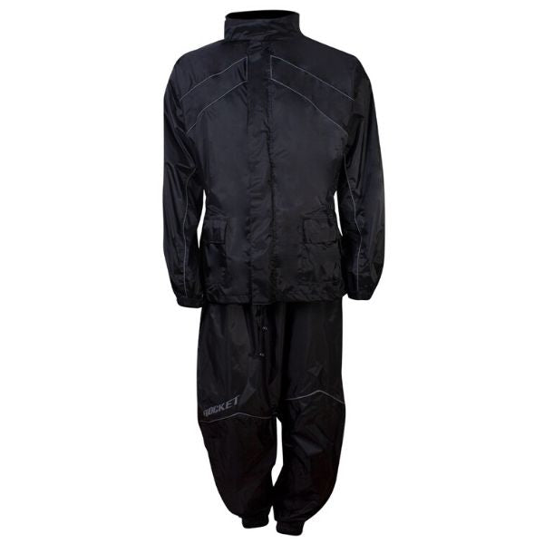 Joe Rocket Rainsuit RS-2 2019 NEGRO