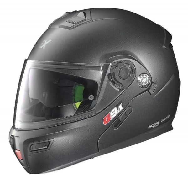Casco G9.1 Evolve  Kinetic Ngo N-Com Grafito