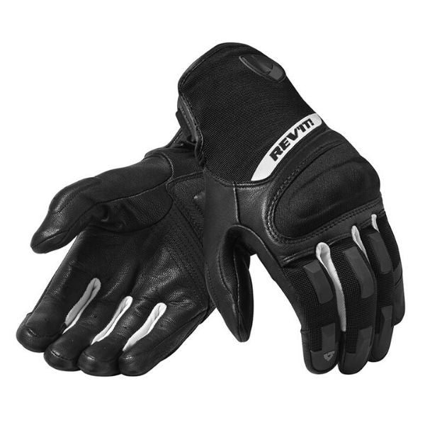 GLOVES STRIKER 3 BLACK WHITE