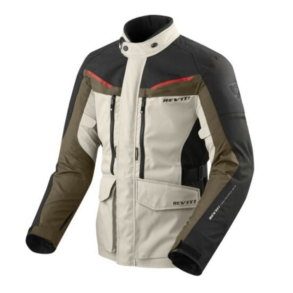 JACKET SAFARI 3 SAND BLACK