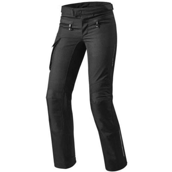 TROUSERS ENTERPRISE 2 LADIES BLACK SHORT