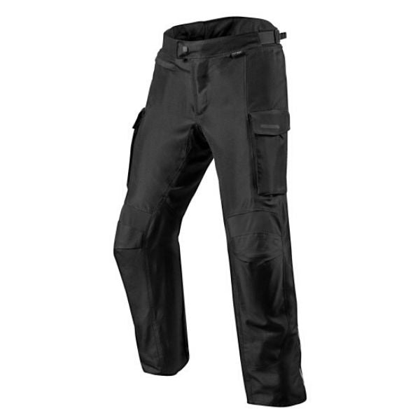 TROUSERS OUTBACK BLACK SHORT