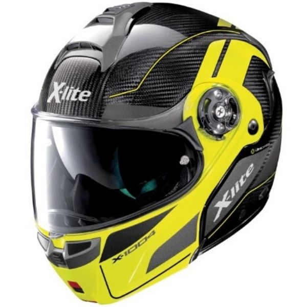 CASCO X-1004 ULTRA CARBON  CHARISMATIC NGO/AMA LED 14 X-LITE