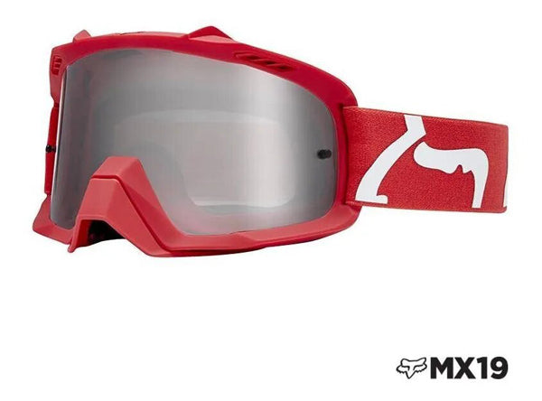 GOGGLE FOX AIR SPACE RACE · ROJO