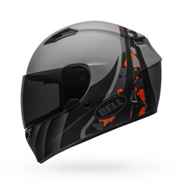 Casco integral Bell QUALIFIER INTGRTY Gris/Naranja