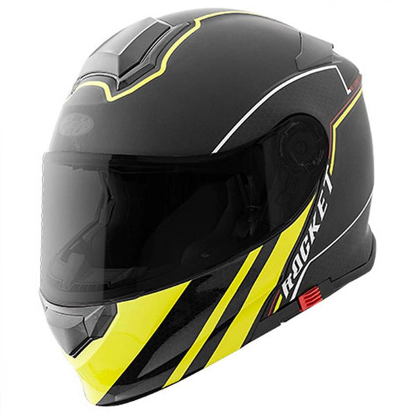 Casco integral Joe Rocket RKT 18 ALTER EGO NEON