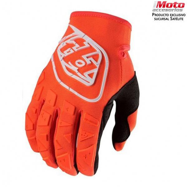 SE GLOVE FLO ORANGE