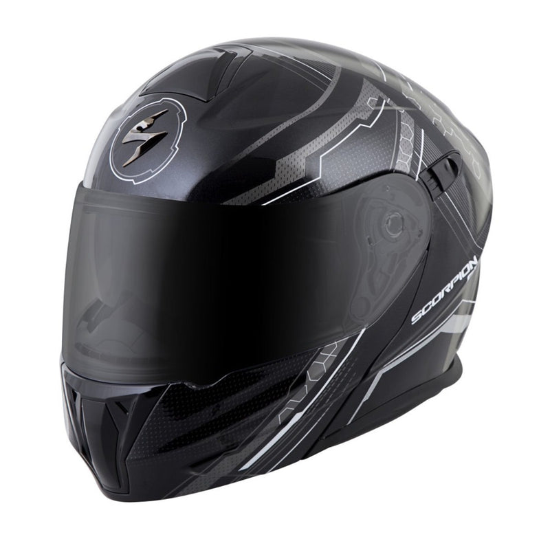 Casco abatible Scorpion EXO-GT920