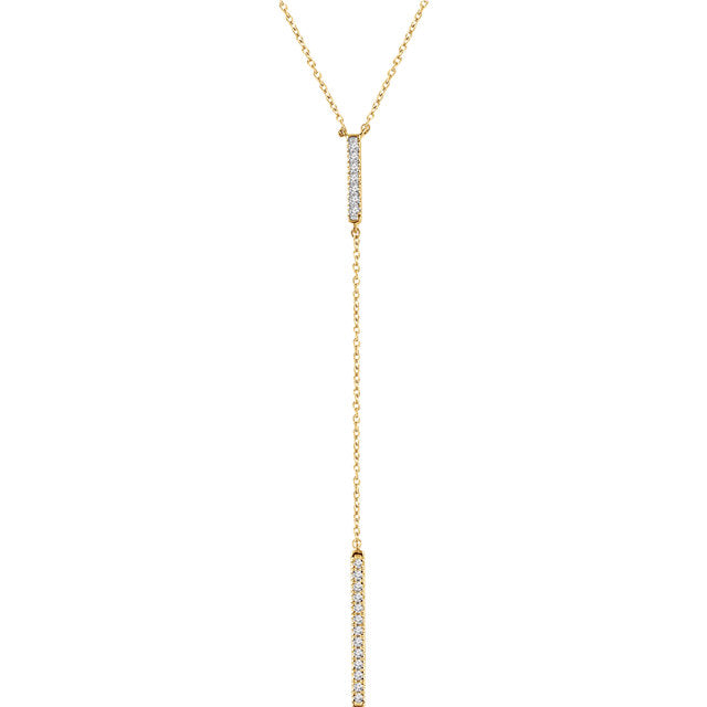 Diamond Bar Lariat