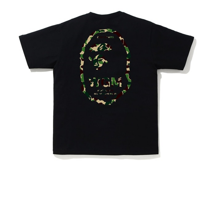 Bape WGM Busy Work ABC Green Camo