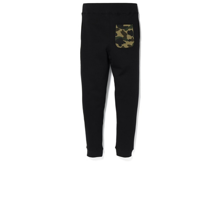 Bape Shark Sweatpants Black