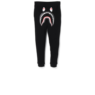 Bape Shark Sweatpants Black - Rerun Toronto