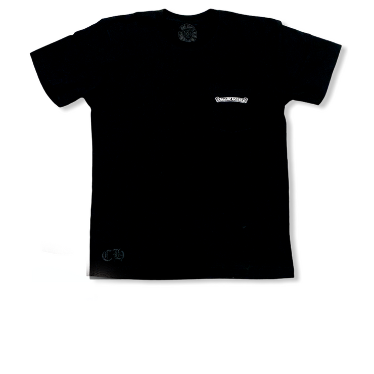 Chrome Hearts Fuck You Pocket Tee Black
