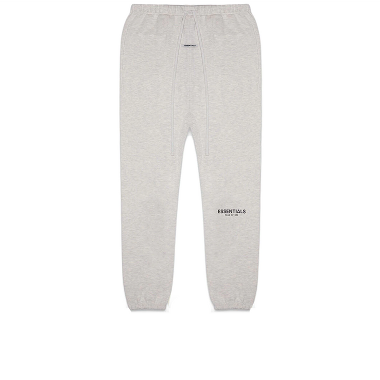 FEAR OF GOD ESSENTIALS Heather Grey Sweatpants