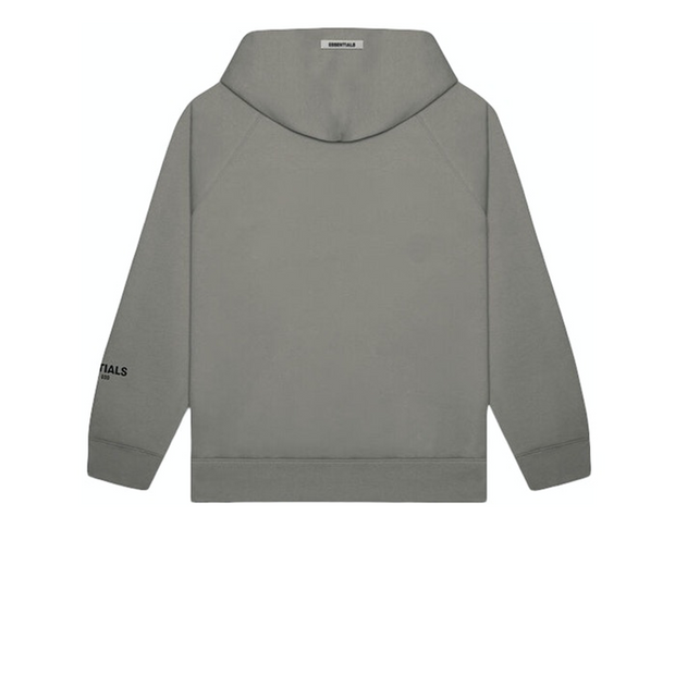 FEAR OF GOD 3D Pullover Hoodie Charcoal