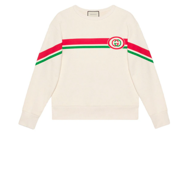Gucci Interlocking Crewneck