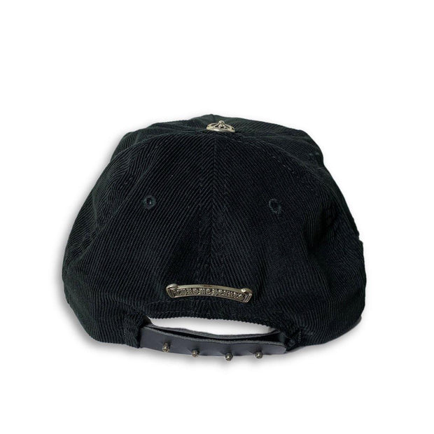Chrome Hearts Pink Dagger Corduroy Hat