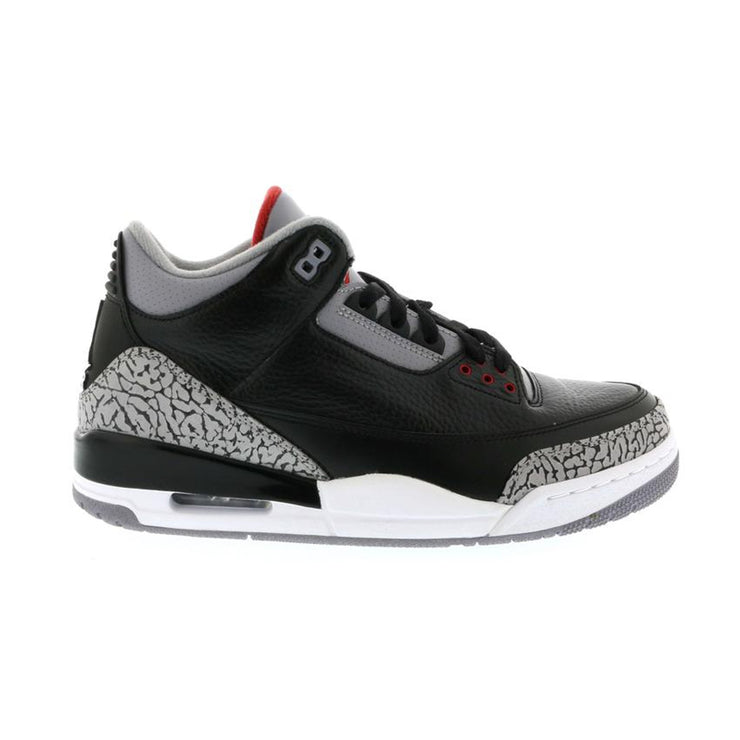 Jordan 3 Retro Black Cement (2011)