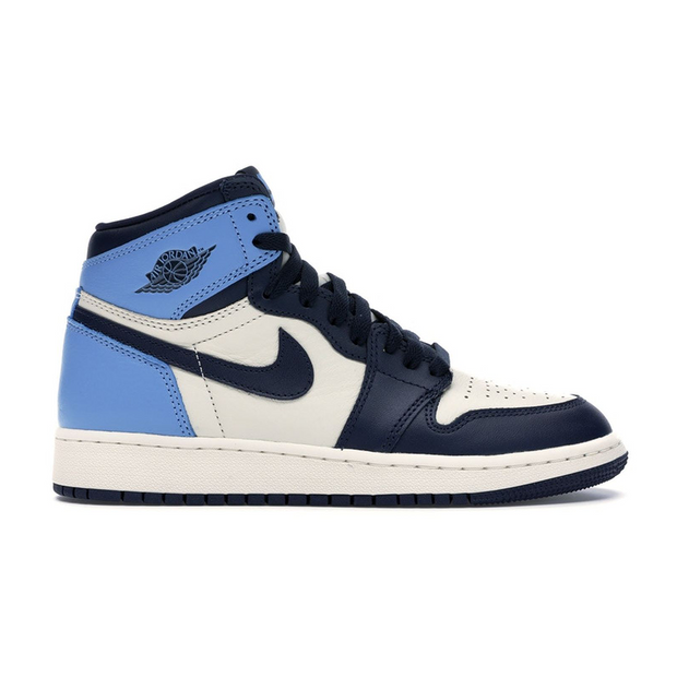 Jordan 1 Retro High Obsidian UNC (GS)