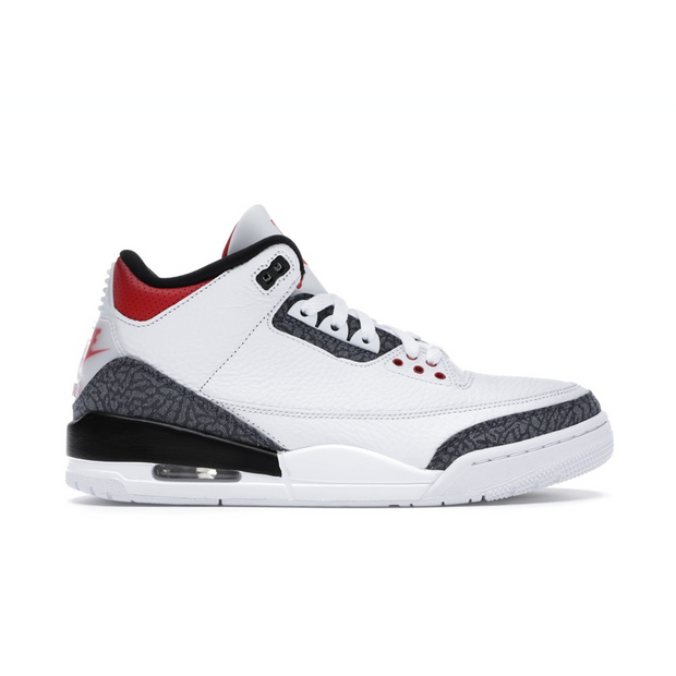 Jordan 3 Retro SE Fire Red Denim (2020)