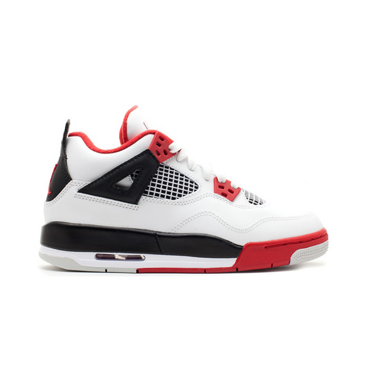 Jordan 4 Retro Fire Red (GS)