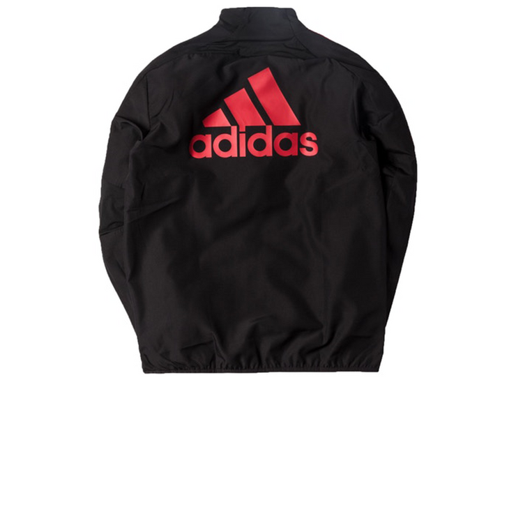 Kith adidas Soccer Cobras Piste Warm Up LS Tee Black