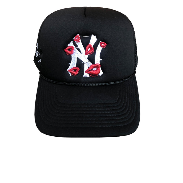 La Ropa New York Hat Black