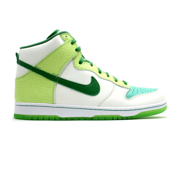 Nike Dunk High Glow-In-The-Dark 2