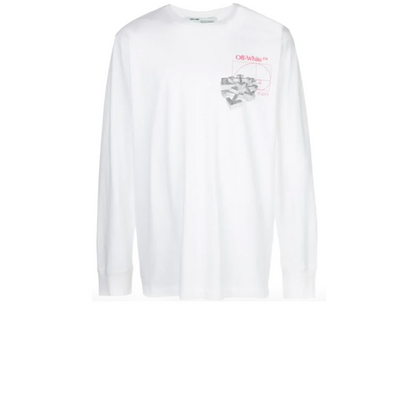 Off White Golden Ratio Longsleeve - Rerun Toronto