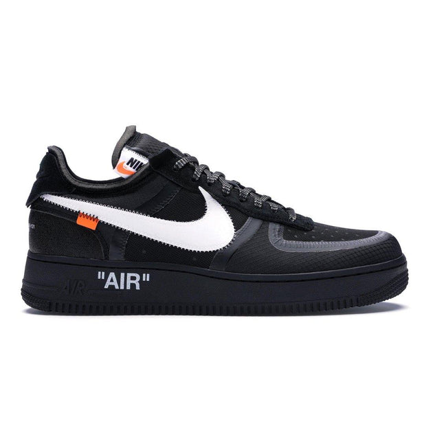Air Force 1 Low Off-White Black White - Rerun Toronto