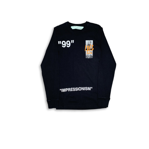 "Off-White ""Impressionism"" Long sleeve"