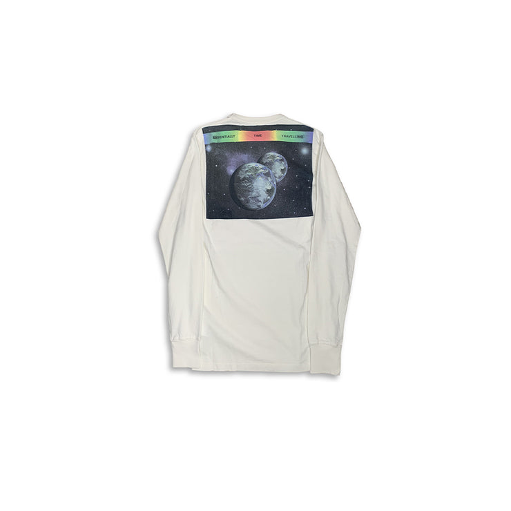 "Off-White ""New Space"" Longsleeve"