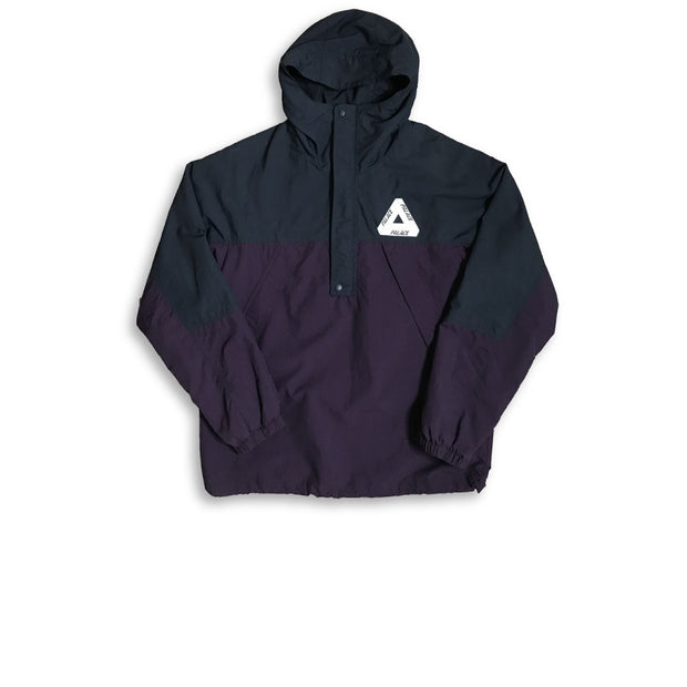 Palace Purple/Blue Split Triferg jacket