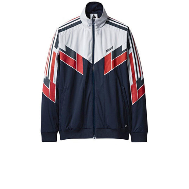 Palace adidas Shell Track Top Night Indigo/White