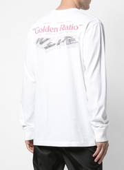 Off White Golden Ratio Longsleeve