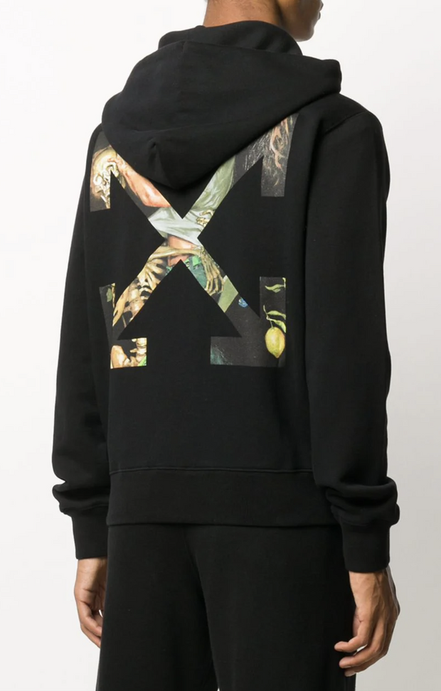 Off White Pascal Zip Up