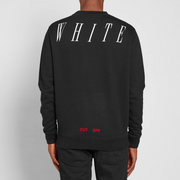 OFF-WHITE OTHELO'S WOLF crewneck