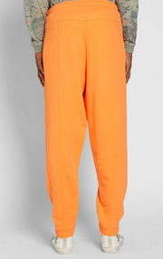 Heron Preston Orange Sweatpants