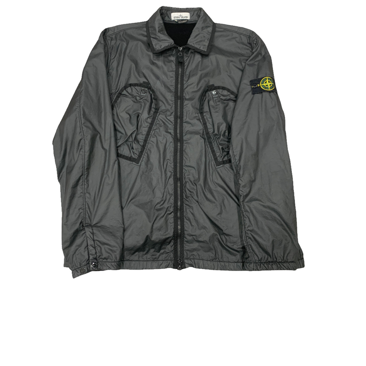 Stone Island Grey Work Jacket